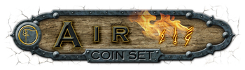 Air Coin Set