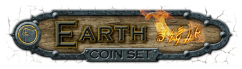 Earth Coin Set