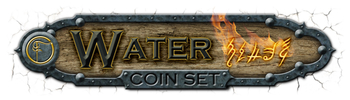 Water Coin Set