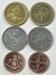 Pirate Mixed Coin Set