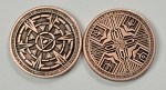 Sci Fi Copper Coin Set